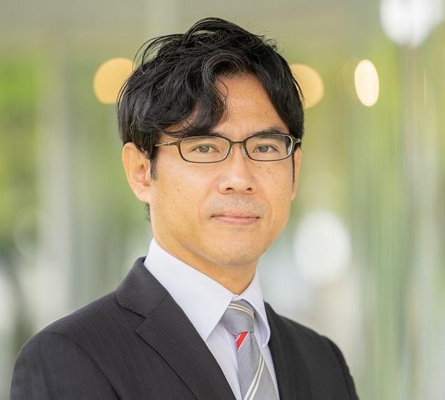 横井副学長