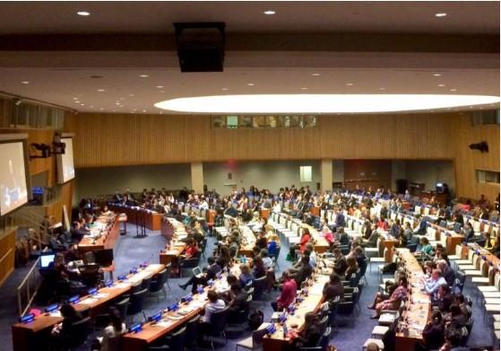 約1000人が参加し、意見交換した第3回国連STIフォーラム