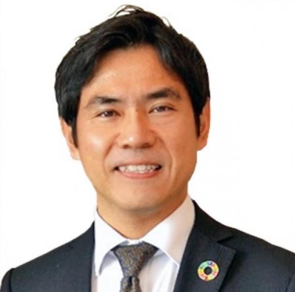 今回の対談を担当した横井副学長