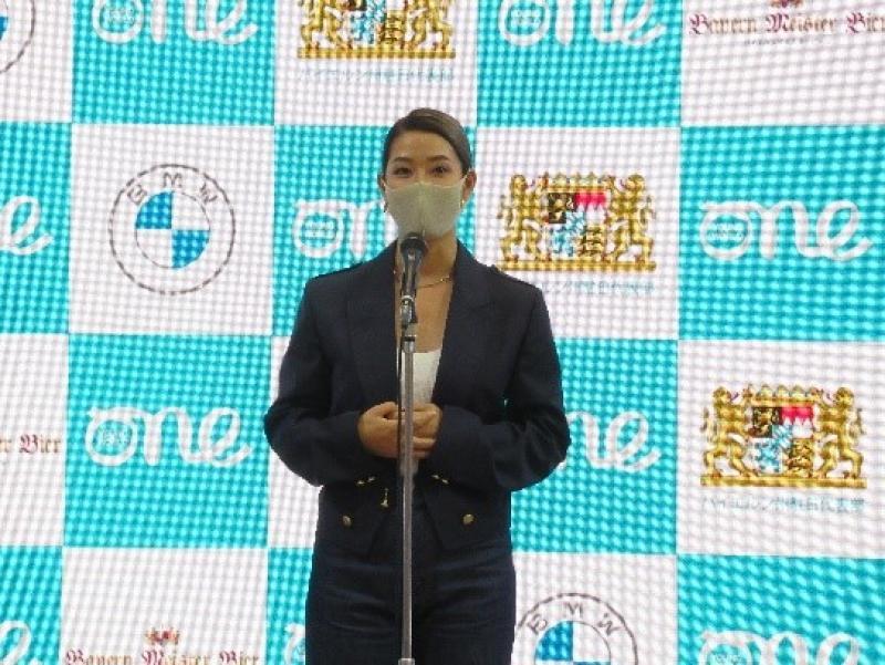 One Young World Japan特命大使で女優・モデル・歌手で活躍する すみれ(SUMIRE)さん